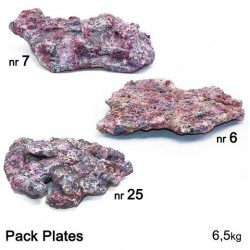 DUTCH REEF ROCK Pack Plates- Roches artficielles