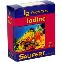 SALIFERT Iodine Profi Test- Test d'eau pour aquarium