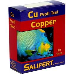 SALIFERT Copper Profi Test- Test d'eau pour aquarium