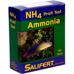 SALIFERT Ammonia Profi Test- Test d'eau pour aquarium