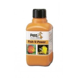 PREIS Fish V Power 250 ml- Vitamines pour poissons