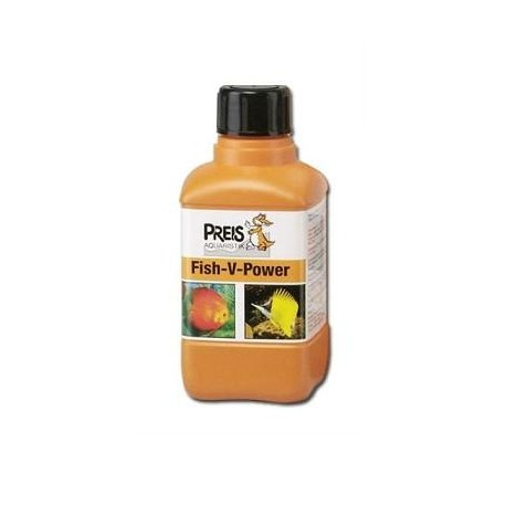 PREIS Fish V Power 250 ml- Vitamines pour poissons