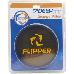 "Flipper DeepSee Max 5""- Filtre orange"