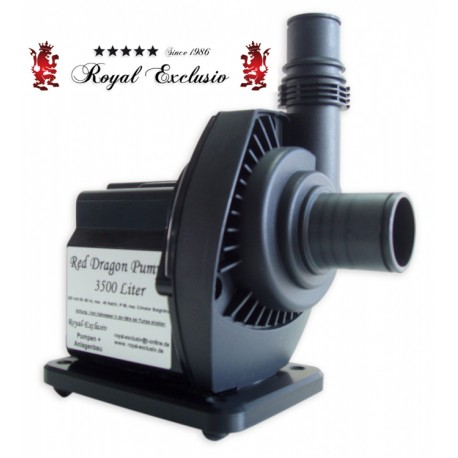 Royal Exclusiv Mini Red Dragon 3500- Pompe de remontée 3500 L/h