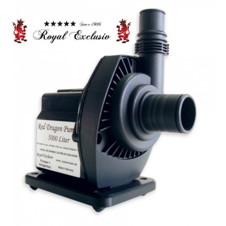 Royal Exclusiv Mini Red Dragon 5000- Pompe de remontée 5000 L/h
