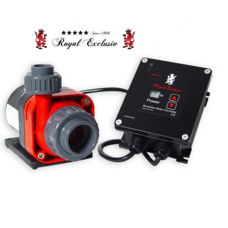 Royal Exclusiv Red Dragon 3 Speedy 5000- Pompe de remontée 5000 L/h
