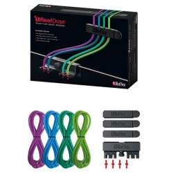 RED SEA Kit Deluxe de tuyaux 4 couleurs- Bleu/Vert