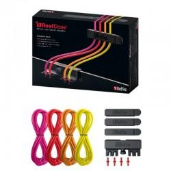 RED SEA Kit Deluxe de tuyaux 4 couleurs- Jaune/Rouge