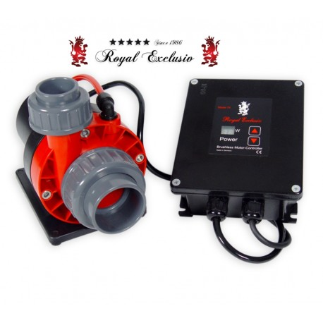 Royal Exclusiv Red Dragon 3 Speedy 8000- Pompe de remontée 8000 L/h