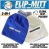 Flipper Cleaning Mitt- Gants de nettoyage 2 pcs