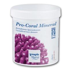 TROPIC MARIN Pro-Coral Mineral 250 gr- Oligo-éléments pour coraux
