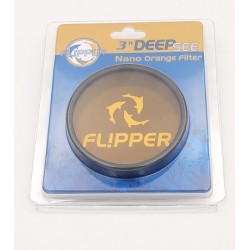"Flipper DeepSee Nano 3""- Filtre orange"