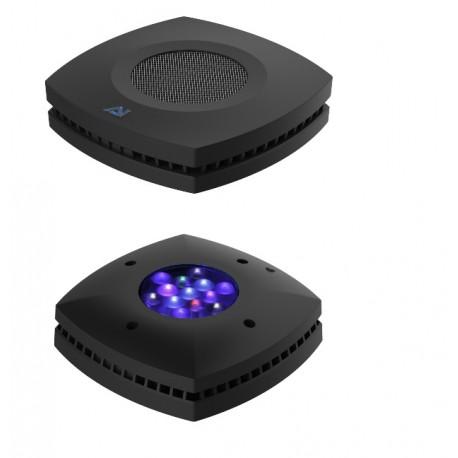 AI Hydra Prime HD 55 W- Noire- Rampe LED