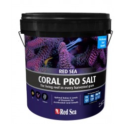 RED SEA Coral Pro 22 kg- Sel pour aquarium