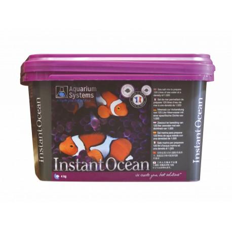 AQUARIUM SYSTEMS Instant Ocean 4 kg- Sel pour aquarium