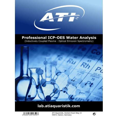 ATI Labs - Analyse d'eau ICP-OES
