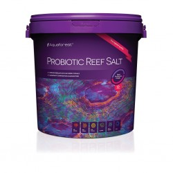 AQUAFOREST Probiotic Reef Salt 22 kg- Sel pour aquarium
