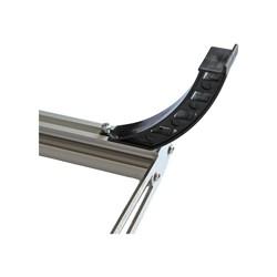 D&D Kit de pieds pour Rail Double
