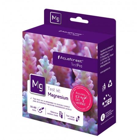 AQUAFOREST TestPro Magnesium- Test d'eau pour aquarium